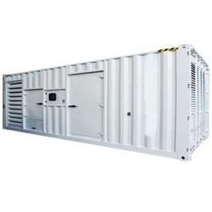Containerised gen sets