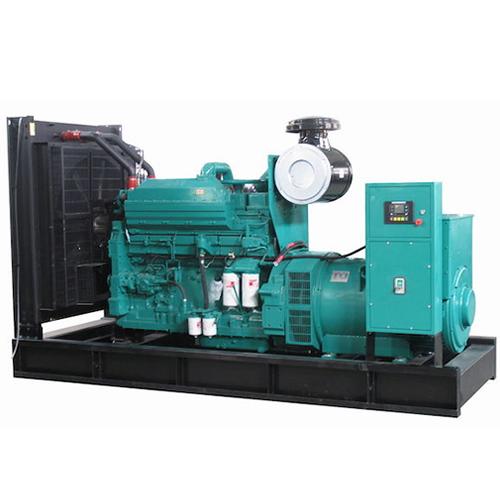Manual start generators