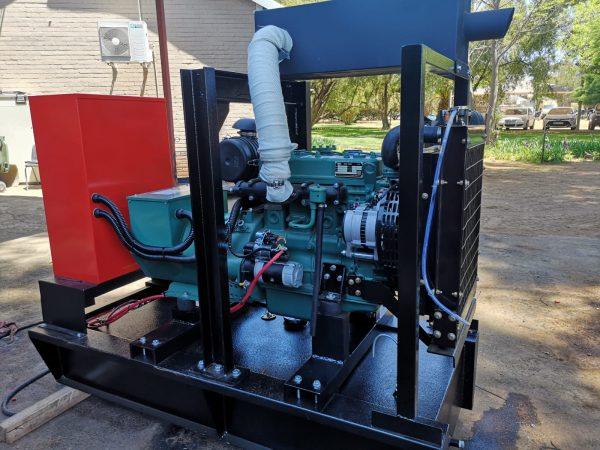 20 kva static generator for hire