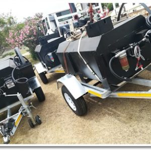 1000 liter bowser