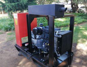 Industrial & Residential Generators